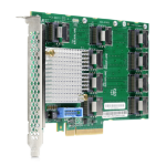Hewlett Packard Enterprise 727250-B21 Internal SAS interface cards/adapter
