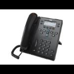 Cisco Unified IP 6941 IP phone Black LCD