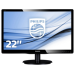 Philips V Line LCD monitor with LED backlight 220V4LSB/00
