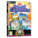 Avanquest 4 Play: Jewel Legends Collectors PC English video game