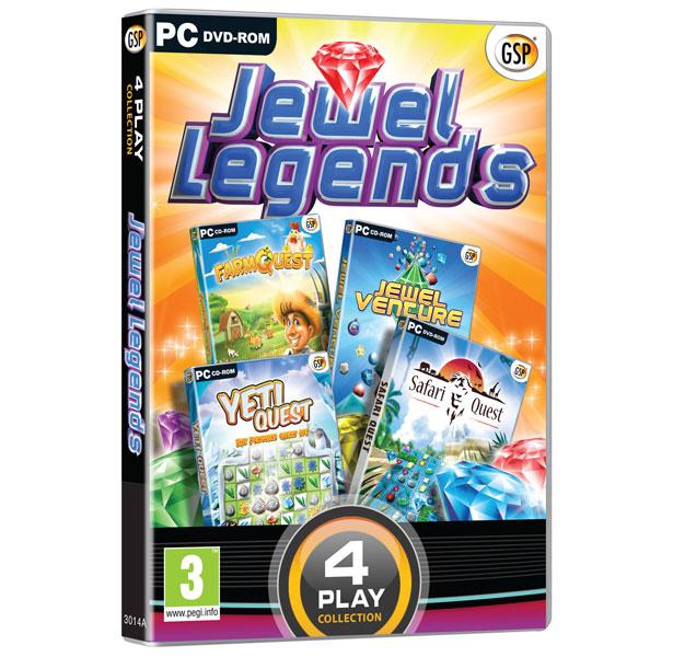 Avanquest 4 Play: Jewel Legends