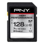 PNY P-SDXC128U185-GE memory card 128 GB SDXC Class 10