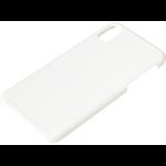 Sandberg Cover iPhone X/XS hard White mobile phone case