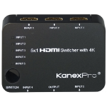 KanexPro SW-HD5X14K video switch HDMI