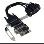EXSYS EX-44384 Internal interface cards/adapter