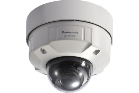 Panasonic WV-SFV611L Indoor Dome White security camera
