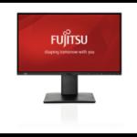 """Fujitsu Displays P27-8 TS UHD LED display 68.6 cm (27"""") 3D 4K Ultra HD Flat Black"""