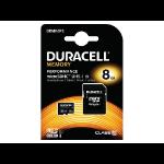 Duracell 8GB microSDHC Class 10 Kit
