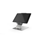 Durable Tablet holder Indoor Passive holder Silver