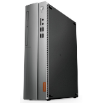 Lenovo IdeaCentre 310S 7th Generation AMD A6-Series APUs A6-9225 4 GB DDR4-SDRAM 1000 GB HDD SFF Black,Silver PC Windows 10 Home