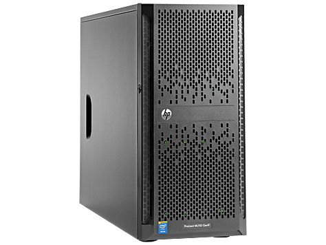Hewlett Packard Enterprise ProLiant ML150 1.6GHz E5-2603V3 550W Tower