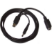 Honeywell 5S-5S002-3 Black PS/2 cable