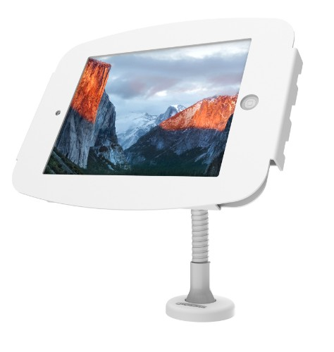 Maclocks 159W290SENW White tablet security enclosure
