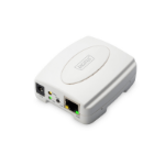 Digitus DN-13003-2 print server Ethernet LAN White