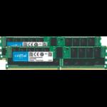 Crucial 64GB (2 x 32GB) DDR4-2666 RDIMM 64GB DDR4 2666MHz ECC memory module