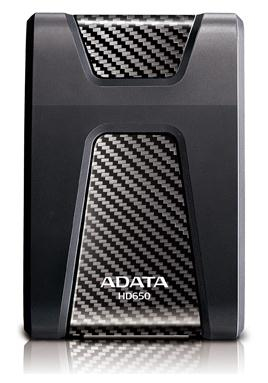 ADATA HD650 2TB 3.0 (3.1 Gen 1) 2000GB Black