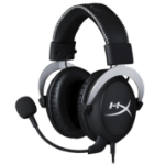 HyperX CloudX headset Head-band Binaural Black