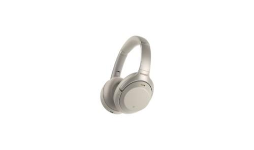 Sony WH-1000XM3 Circumaural Head-band Silver