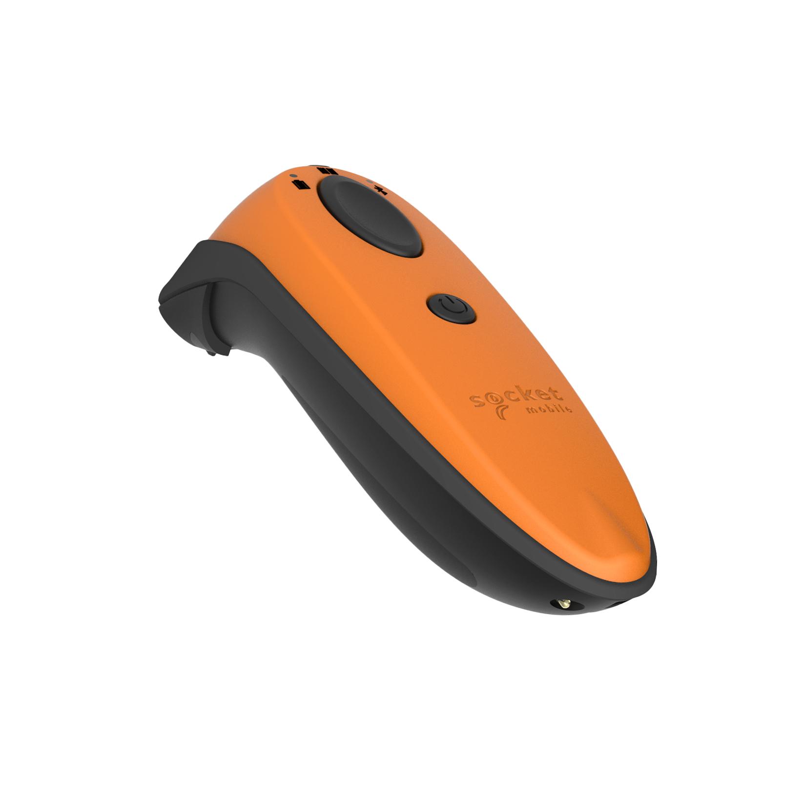 Socket Mobile DuraScan D700 1D Linear Orange Handheld bar code reader