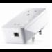 Devolo 550+ 300Mbit/s Ethernet LAN Wi-Fi White 1pc(s)