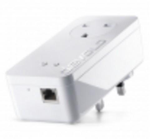 Devolo 550+ 300 Mbit/s Ethernet LAN Wi-Fi White 1 pc(s)