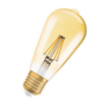 Osram Vintage 1906 LED bulb Warm white 4 W E14 A++
