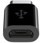 Belkin F2CU058BTBLK cable interface/gender adapter USB C Micro USB Black