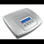 Lexmark MarkNet N7002e Ethernet LAN Grey,Silver print server