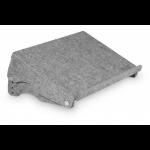 BakkerElkhuizen Q-doc 515 Circular document holder Polyethylene terephthalate (PET) Grey