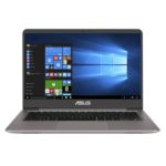 "ASUS ZenBook UX410UA-GV544T Grey Notebook 35.6 cm (14"") 1920 x 1080 pixels 2.2 GHz 8th gen Intel® Core™ i3 i3-8130U"