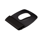 Fellowes 9472902 Black, Grey mouse pad