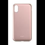 "Moshi iGlaze mobile phone case 14.7 cm (5.8"") Skin case Pink"
