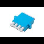 Digitus DN-96011-1 LC 1pc(s) Blue fiber optic adapter