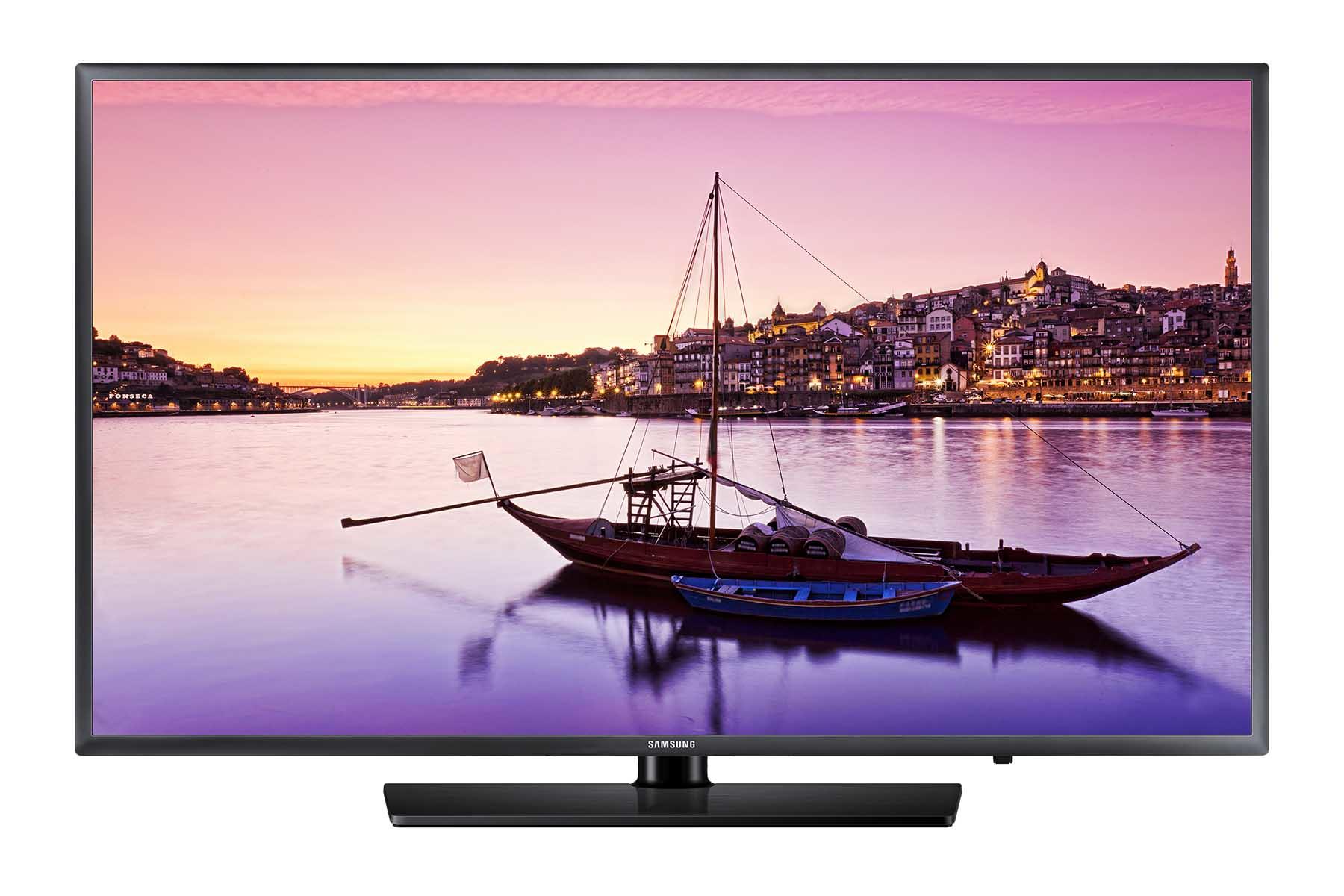 "Samsung HG55EE670DK 55"" Full HD Titanium LED TV"