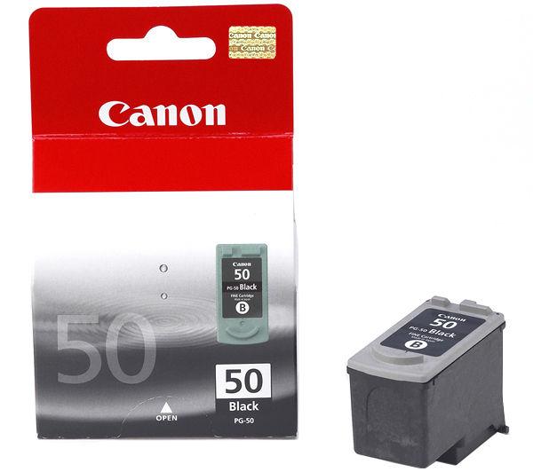 Canon PG-50 Original Zwart 1 stuk(s)