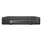 HP EliteDesk 800 G2 2.7GHz i5-6600T Desktop Black PC