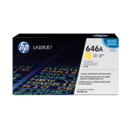 HP 646A Original Geel 1 stuk(s)