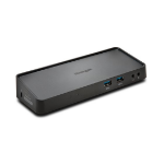 Kensington SD3600 USB 3.0 (3.1 Gen 1) Type-B Black
