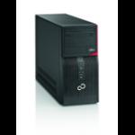 Fujitsu ESPRIMO P556 3.7GHz i3-6100 Desktop Black,Red PC