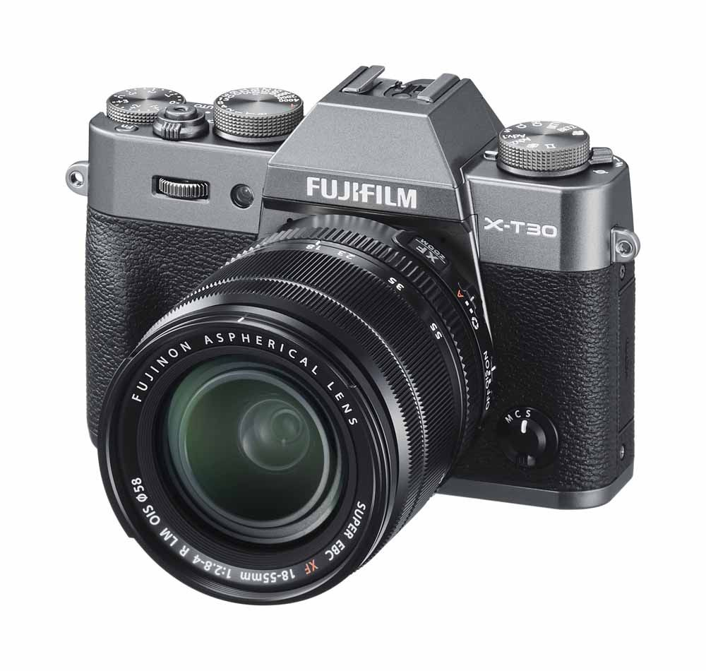 Fujifilm X -T30 + XF 18-55mm MILC Body 26.1 MP CMOS 6240 x 4160 pixels Anthracite