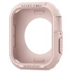 Spigen 061CS24481 smartwatch-accessoire Opbergtas Roze Thermoplastic polyurethaan (TPU)