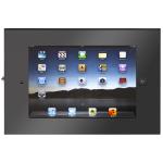 """SecurityXtra SecureDock Uno Flat 12.9"""" Black tablet security enclosure"""
