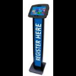 Compulocks Space BrandMe Black Tablet Multimedia stand