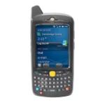 "Zebra MC67 3.5"" 640 x 480pixels Touchscreen 385g Black handheld mobile computer"