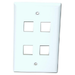 4XEM 4XFP04KYWH White outlet box