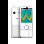 """Wiko Riff3 Plus 6,1 cm (2.4"""") 73,5 g Blanco Característica del teléfono"""