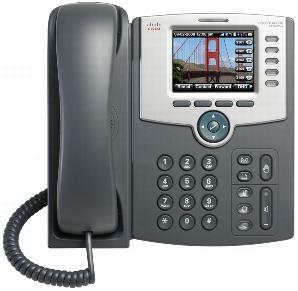 Cisco SPA525G2 5lines LCD IP phone