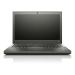 "Lenovo ThinkPad X240 Notebook Black 31.8 cm (12.5"") 4th gen Intel® Core™ i5 8 GB DDR3L-SDRAM 500 GB HDD"