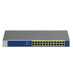 Netgear GS524PP Unmanaged Gigabit Ethernet (10/100/1000) Grey Power over Ethernet (PoE)