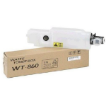KYOCERA 1902LC0UN0 (WT-860) Toner waste box, 100K pages @ 6percent coverage